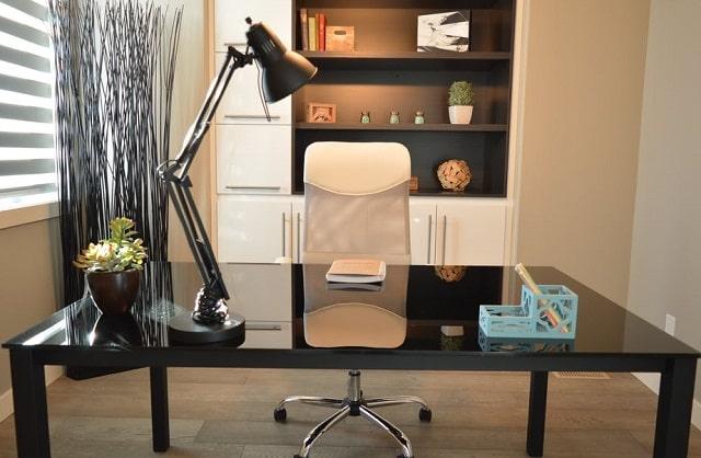 desk essentials work space equipment office design workplace decor desktop setup