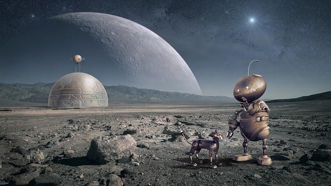 مریخ پر ایلین کی زندگی کی تصدیق؟