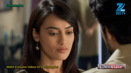 Indian Television Written Updates: Qubool Hai 08th April 2014