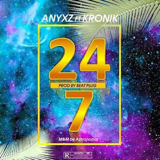 AUDIO-AnYxz-Ft-Kronik-247-Spellsmedia.com_