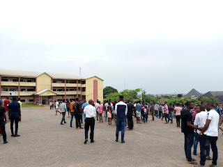 Video Footage Of How IMSU SUG Election Was Cancelled For The Second Time