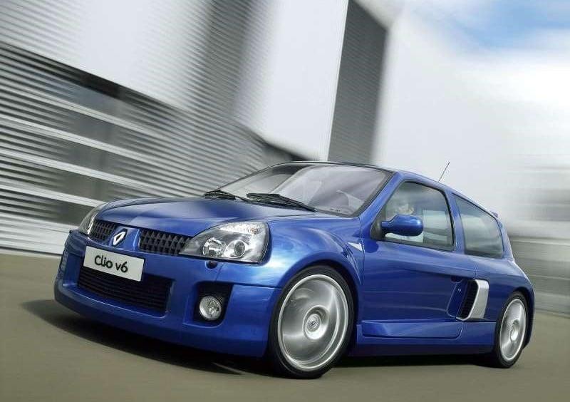 Renault Clio V6 RS