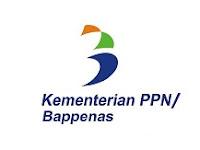 Lowongan Kerja Bappenas Tenaga Pendukung (Non PNS) Januari 2021