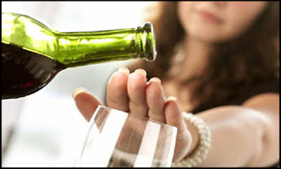 Lower your alcohol intake