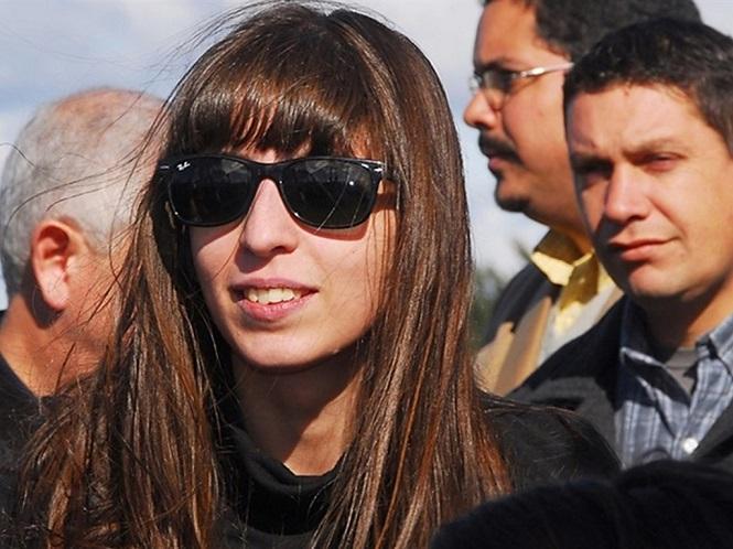 Internaron a Florencia Kirchner