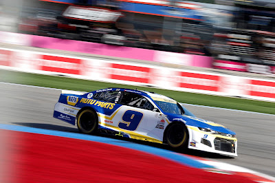 Chase Elliott, Driver of the #9 NAPA Auto Parts Chevrolet (#NASCAR Cup)