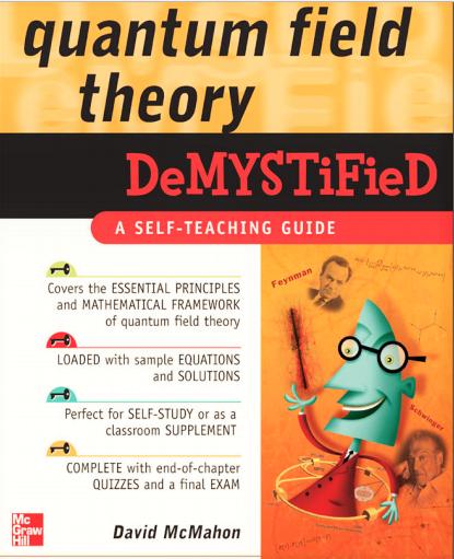quantum field theory Demystified.PDF تحميل