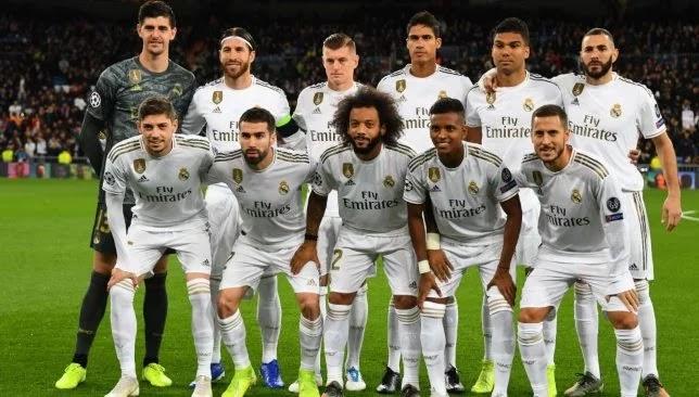A wonderful humanitarian attitude from Real Madrid to fight the Coronavirus