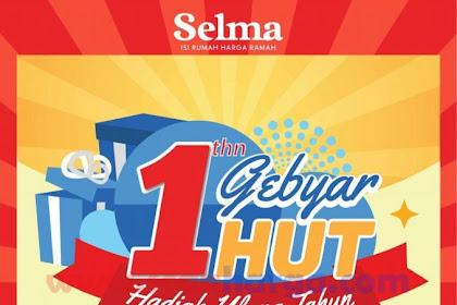 Katalog Promo SELMA Furniture Terbaru Hingga 18 Juli 2019
