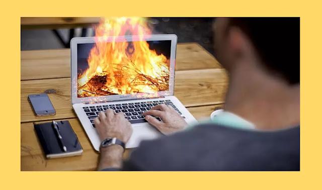 5 Cara Mengatasi Masalah Komputer Cepat Panas