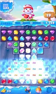 Game Ice Crush 2 - Winter Surprise Apk