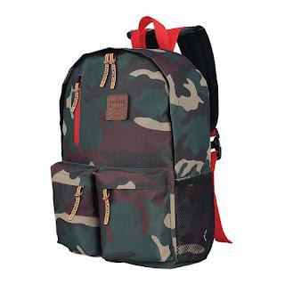 Tas Backpack Loreng Catenzo ZN 028