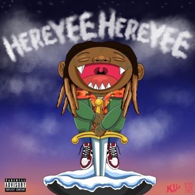 Nef the Pharaoh - HereYee HereYee (2020) - Album Download, Itunes Cover, Official Cover, Album CD Cover Art, Tracklist, 320KBPS, Zip album
