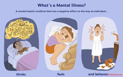 आप मानसिक स्वास्थ्य क्यों ध्यान देना चाहिए