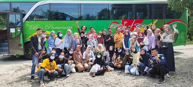 Pengabdian Masyarakat Hukum Ekonomi Syariah  UIN Sumatera Utara di Desa Timbang Lawan 2021 | PikiranSaja.com