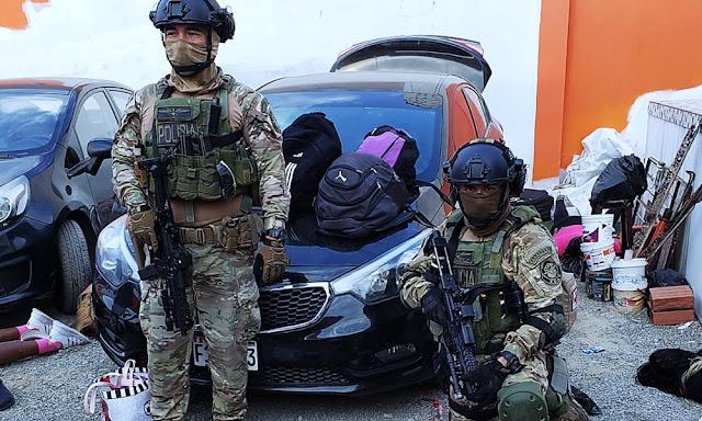 PNP brigada especial contra delincuentes extranjeros
