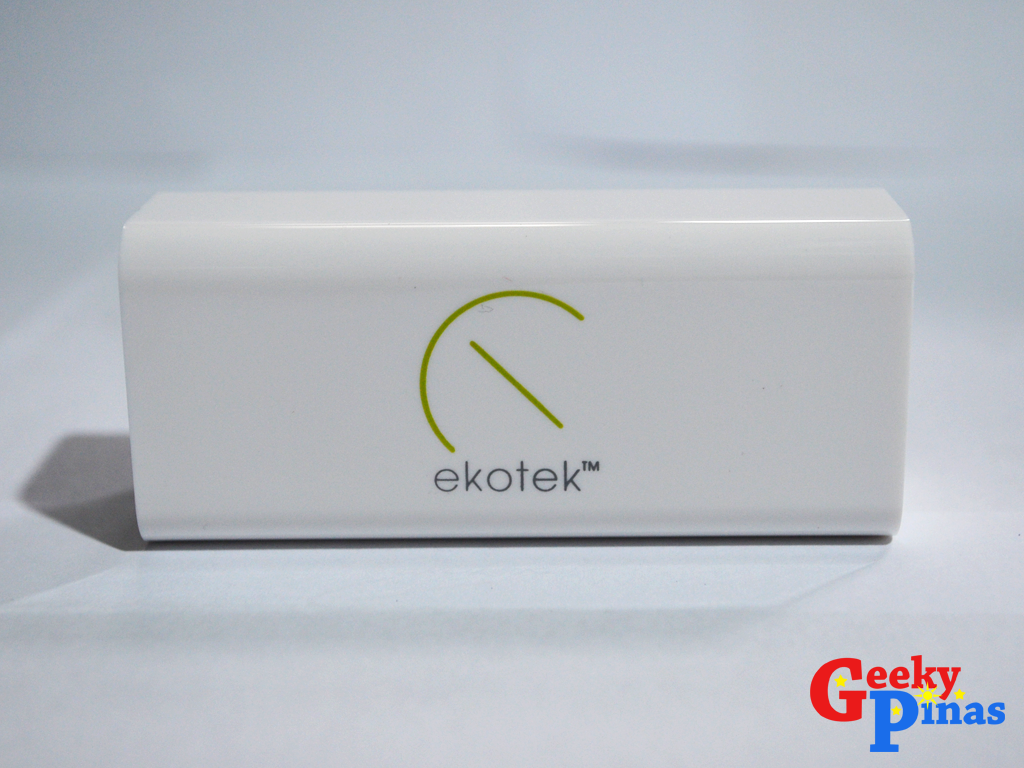 Ekopack 3000mAh Power Bank Giveaway: a Lightweight Steady Companion!