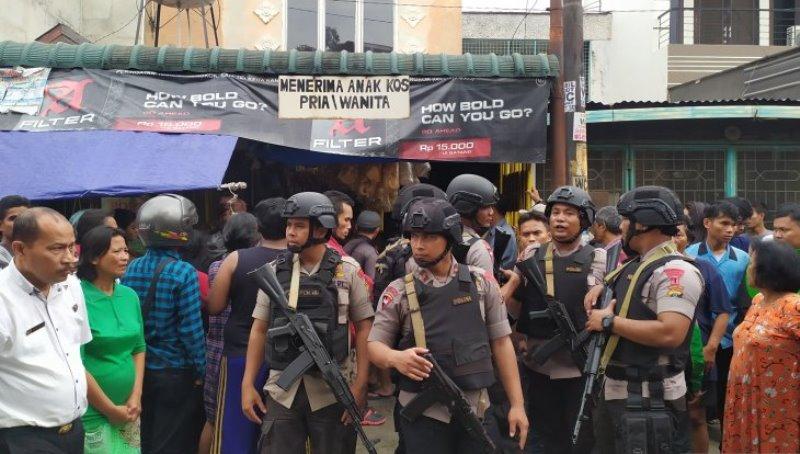 """Pelaku Pembunuhan Wanita Rumah Kos di Medan Pacar Korban """"Sudah Berkeluarga"""""""