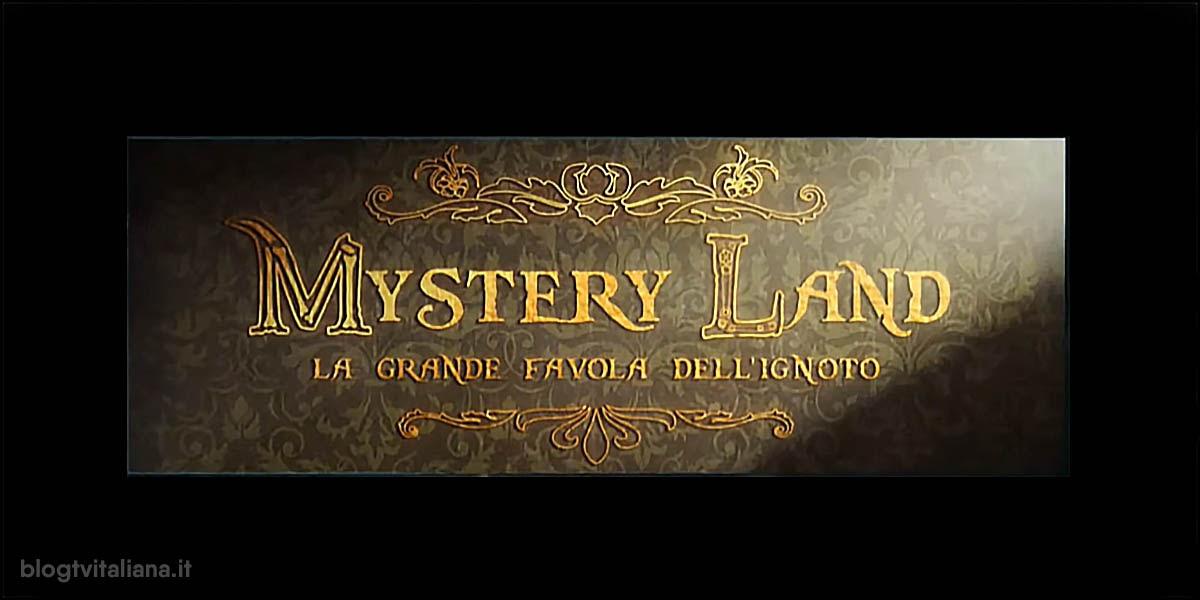 Mystery Land: su Italia1 torna il 'Mistero' con Alvin e Aurora Ramazzotti
