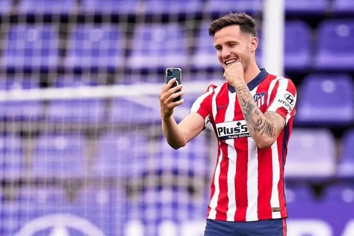 """Simeone reflects on Saul Niguez """"difficulty"""" amid Liverpool and Man Utd interest"""