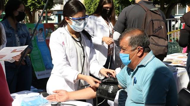 Inauguran en Tepa la Jornada Nacional de Salud Pública