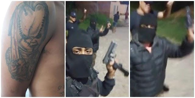 Força Tarefa prende faccionado que ostentou arma em vídeo com amigos no HBB em Teresina