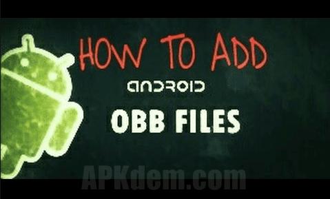 Pengertian dan Cara Memasang DATA OBB di Android