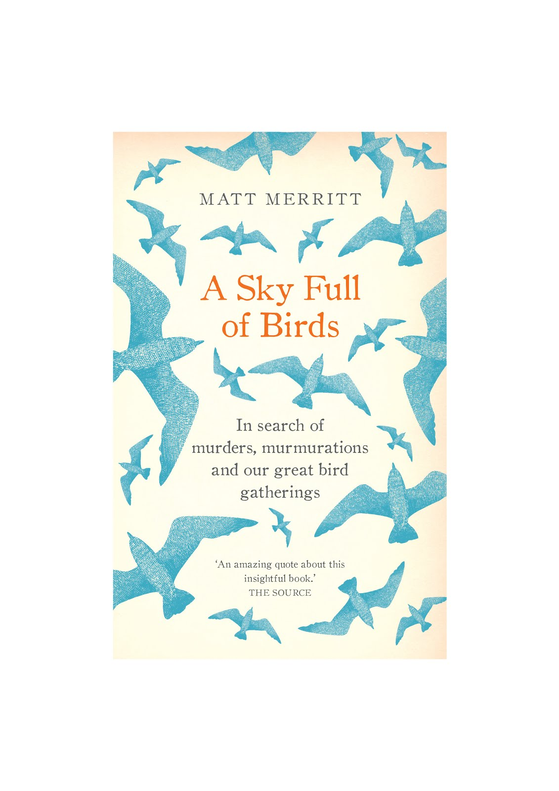 A Sky Full Of Birds