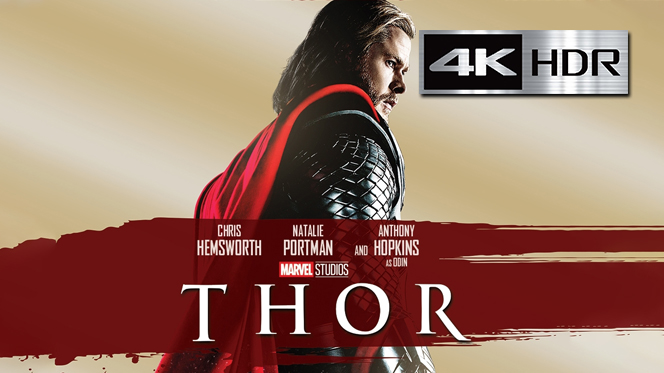 Thor (2011) REMUX 4K UHD [HDR] Latino-Castellano-Inglés