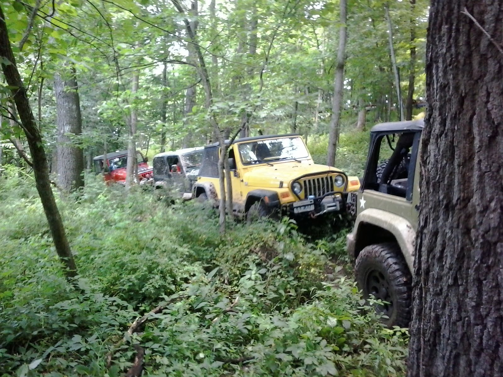 Two Rivers Jeep Club
