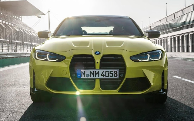 Novo BMW M3/M4 2021