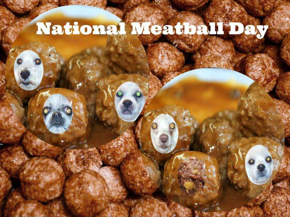 National Meatball Day Wishes Beautiful Image