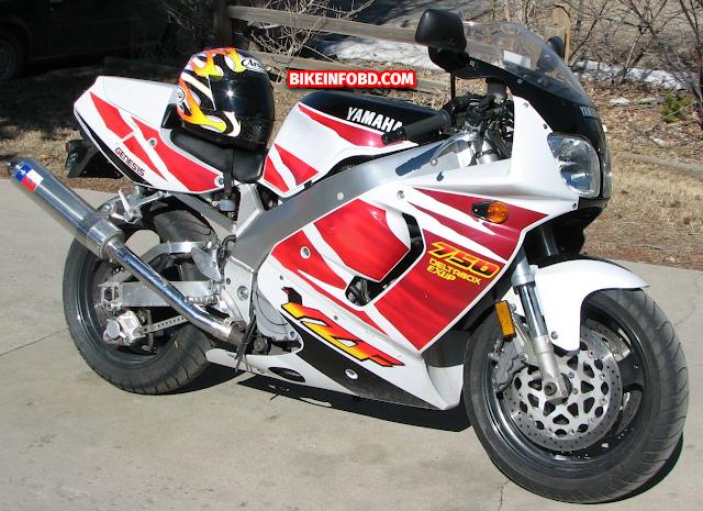 yzf 750 engine