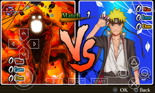 Download Naruto Shippuden Ultimate Ninja Heroes 3 iso psp Android