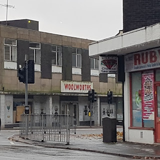 Woolworths in Longton, Stoke-on-Trent