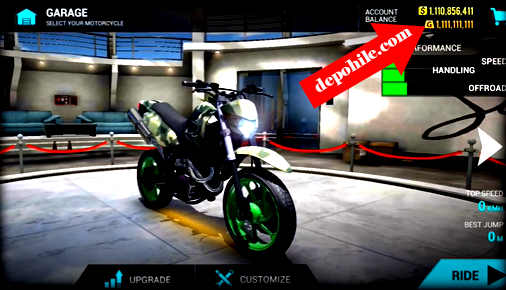 Ultimate Motorcycle Simulator v2.0.3 Para Hileli Mod İndir 2020