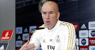 Real Madrid boss Zidane speaks on 'difficulties' in Levante clash: 'We are prepared'