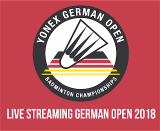 Live Streaming German Open 2018