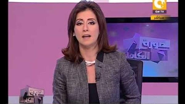 """ترحيل """"ليليان داوود"""" خارج مصر عقب إنتهاء فترة إقامتها"""