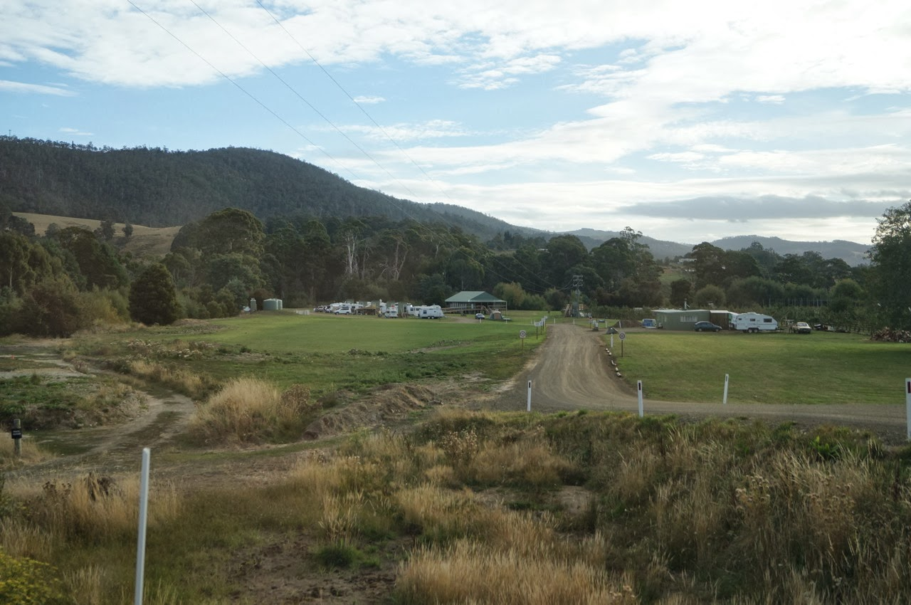 Caravanning in Tasmania - Caravaners Forum - Since 2000