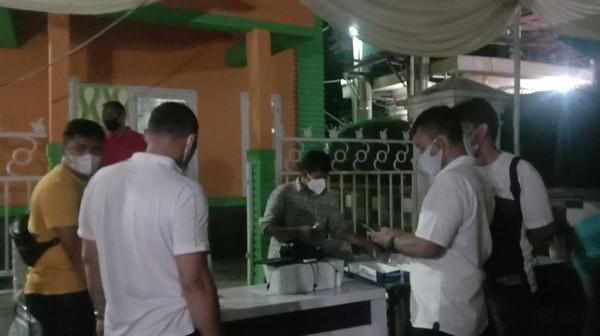 Tak Berizin, Tempat Tes Antigen Corona di Medan Digerebek Polisi
