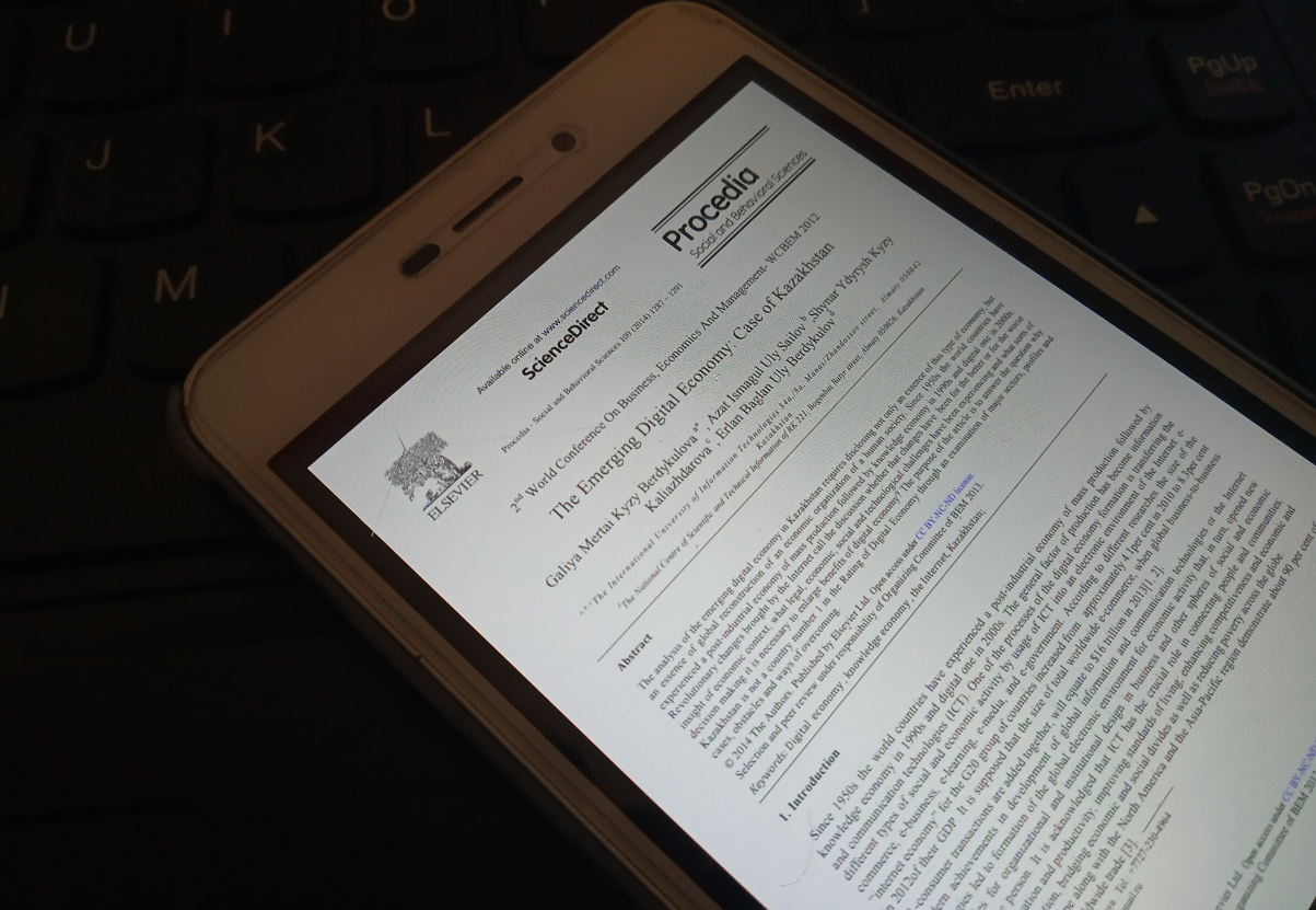 Cara Mencari Jurnal Internasional Gratis untuk Skripsi dengan Mudah - Salam  Tekno