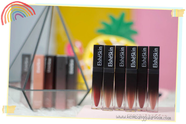 elsheskin smooth lip matte