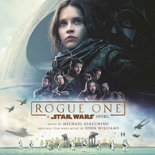 Michael Giacchino - Rogue One: A Star Wars Story (2016) - Album Download, Itunes Cover, Official Cover, Album CD Cover Art, Tracklist
