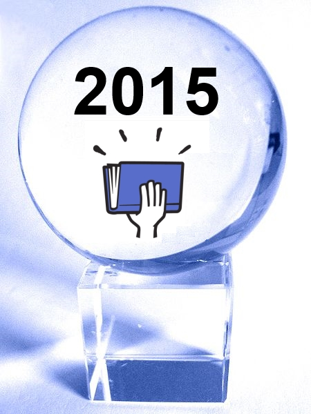 Crystal ball - Mark Coker's 2015 book publishing predictions