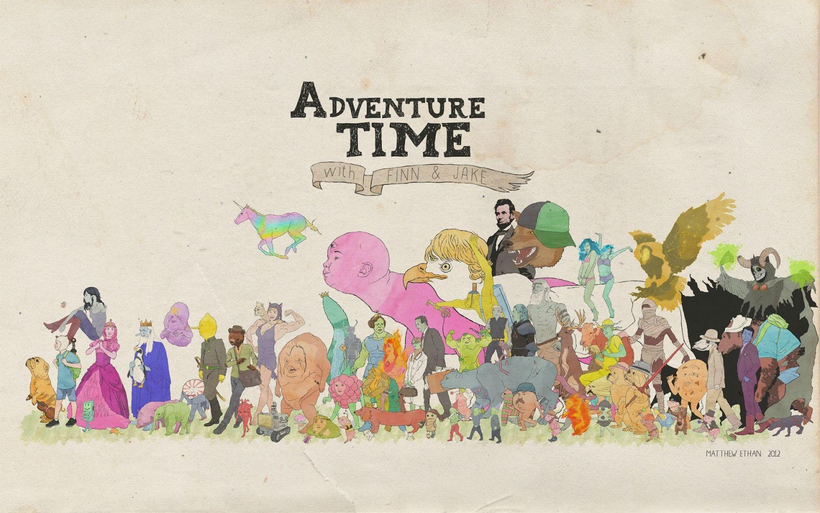 Most Downloaded Adventure Time Wallpapers cartoon wallpaper