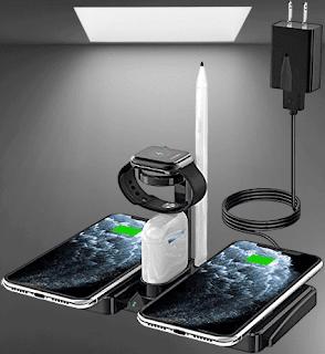 ماهي أفضل الشواحن السريعة لهواتف آيفون best fast charger for iphone