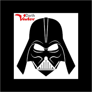 Star Wars Darth Vader Free Download Vector CDR, AI, EPS and PNG Formats