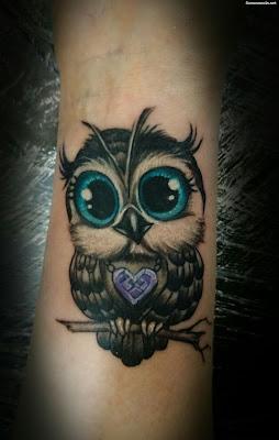 Tatuajes de Búho