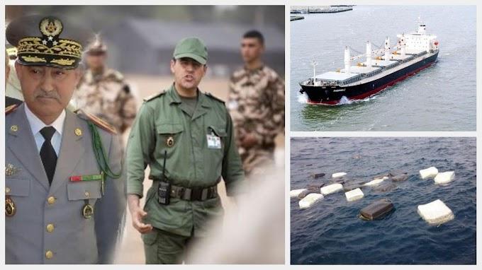 جهاز الدرك والجيش المغربي في قلب فضيحة التواطؤ مع شبكات دولية لتهريب الكوكايين.